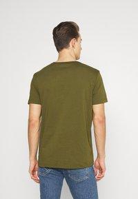 GANT - ORIGINAL - T-shirt basic - dark cactus - 2