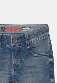 Vingino - AMOS - Straight leg jeans - blue vintage - 3