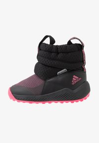 adidas Performance - RAPIDASNOW - Winter boots - core black/real pink/footwear white - 1