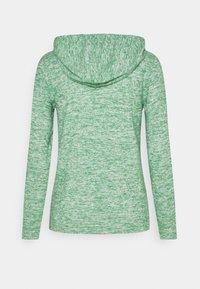 edc by Esprit - BRUSHED - Felpa con cappuccio - dusty green - 1