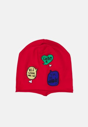 HAT UNISEX - Bonnet - red