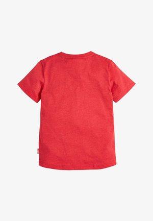 "RED SPIDER-MANÂ""¢ T-SHIRT (3-14YRS) - T-shirt z nadrukiem - red"