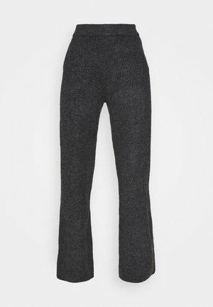 Kalhoty - slate
