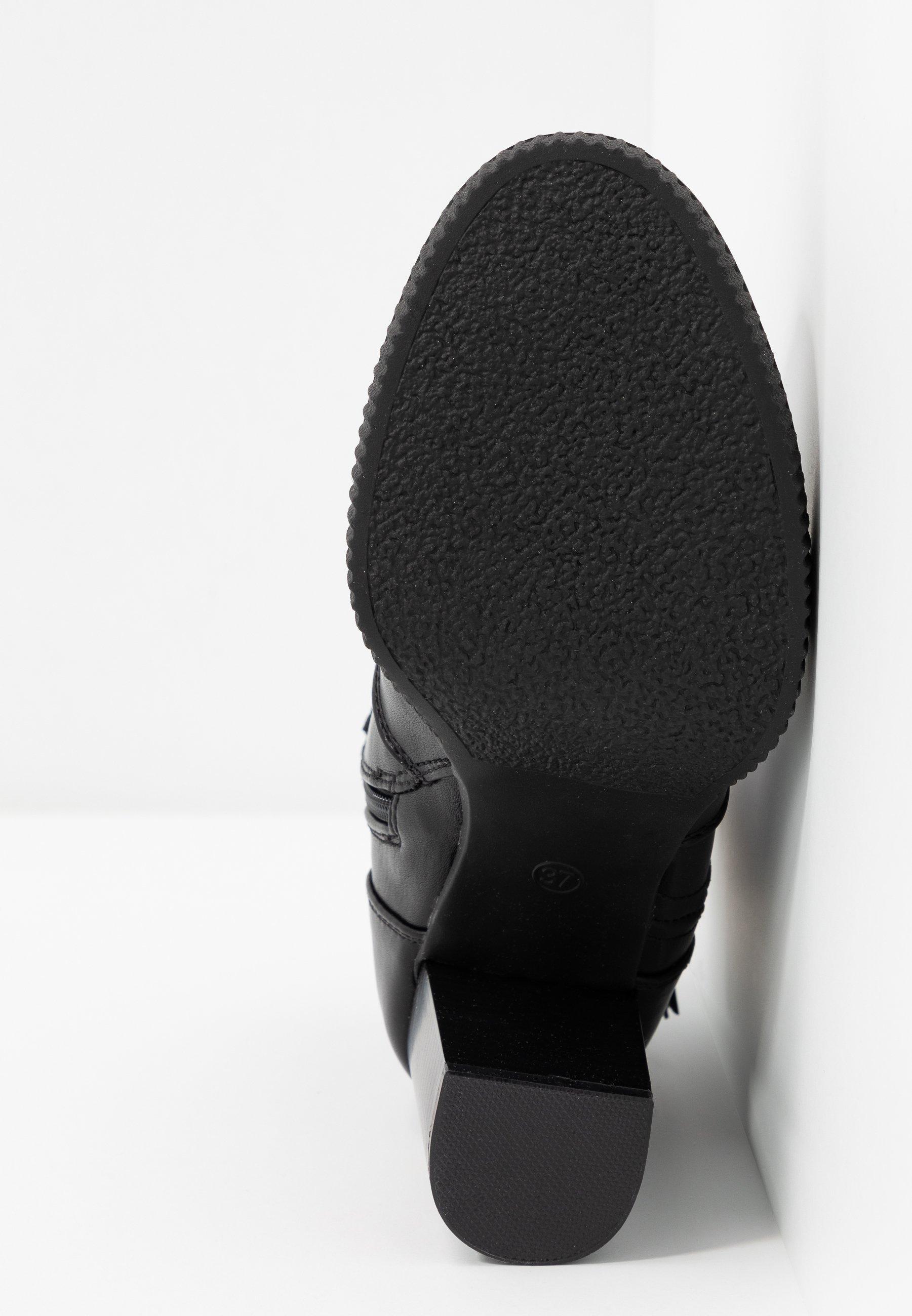 Anna Field High Heel Stiefelette black/schwarz