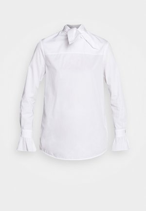 NECK TIE  - Paitapusero - white