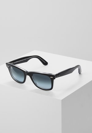 Sunglasses - black/blue