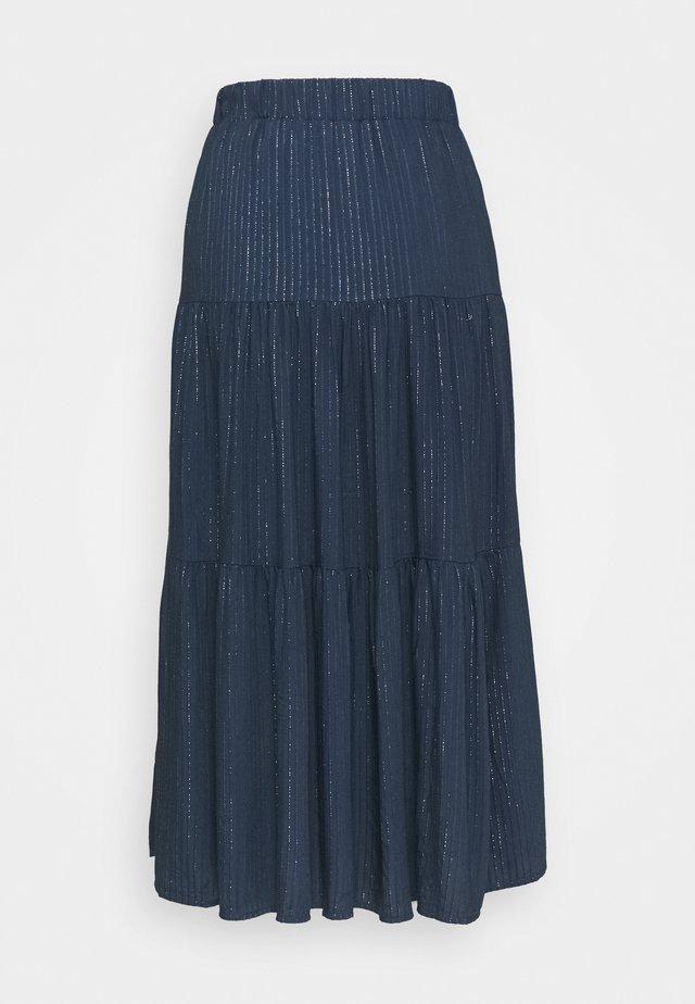 A-snit nederdel/ A-formede nederdele - bleu marine