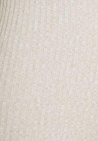 Gina Tricot Tall - BEATA TROUSERS - Kangashousut - beige melange - 2