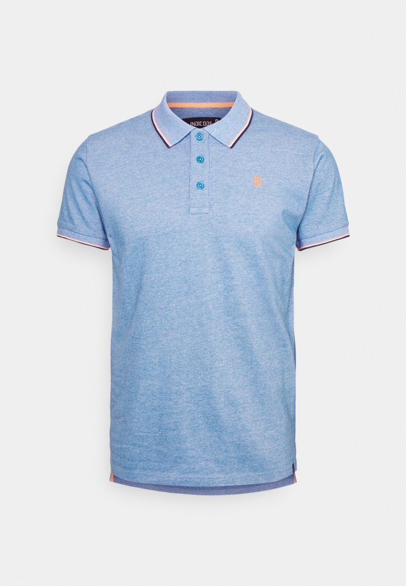 INDICODE JEANS - FUENGIROLA - Polo - clear blue
