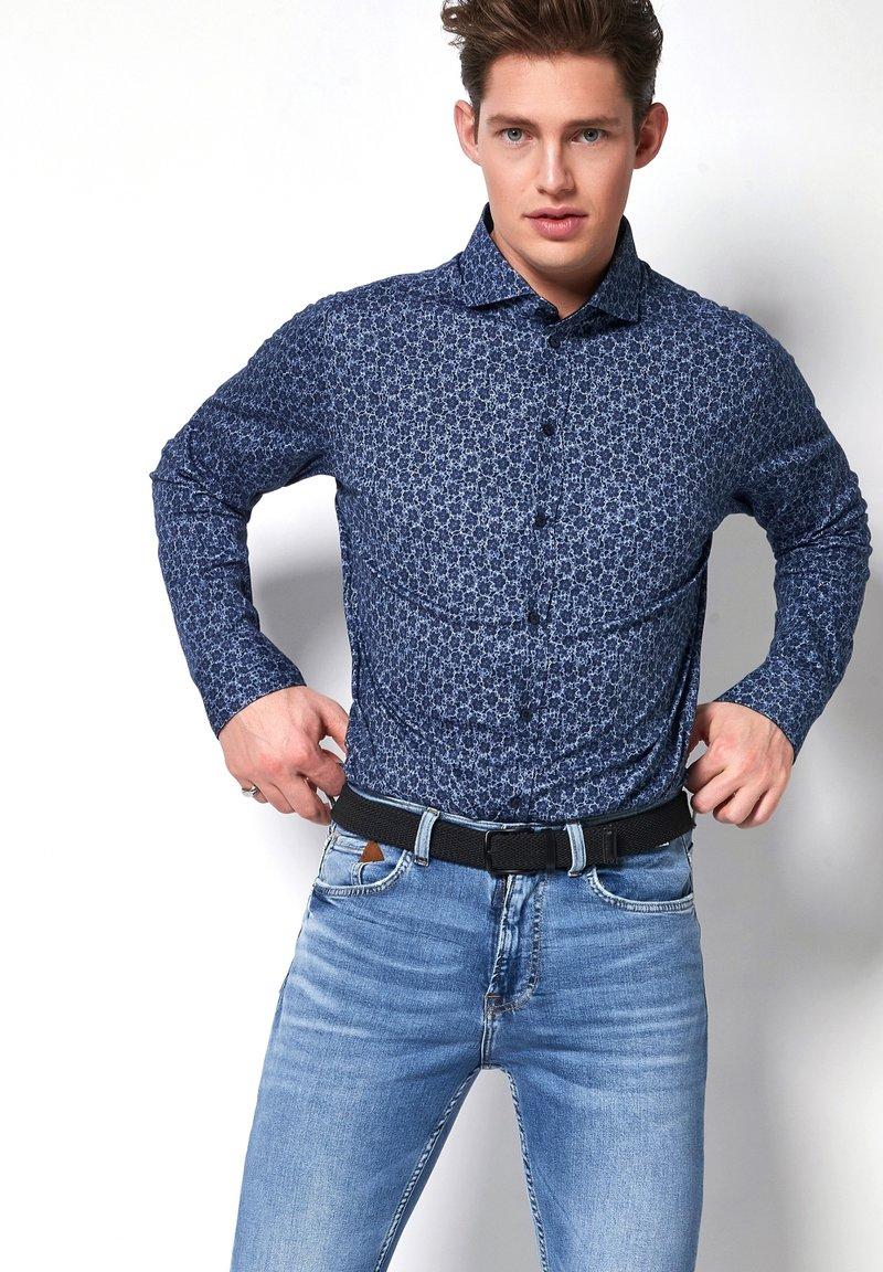 DESOTO - Shirt - royal
