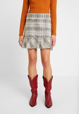 VMEBBA SHORT SKIRT  - Mini skirt - birch