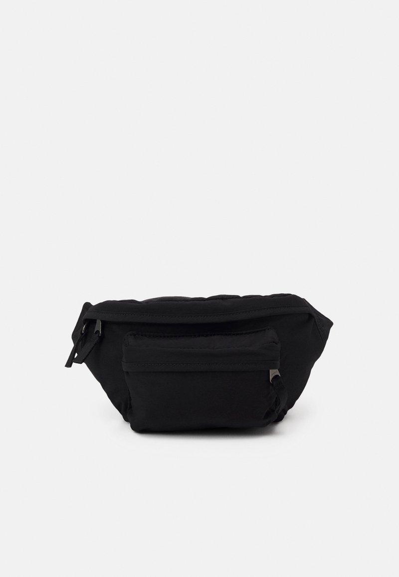 ARKET - UNISEX - Bum bag - black