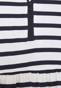 Lemon Beret - TEEN GIRLS DRESS - Jersey dress - optical white - 2