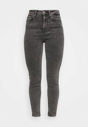 PCZAYA ANK  - Skinny džíny - dark grey denim