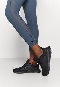 adidas Performance - ASK 7/8 T H.RDY - Medias - blue - 4