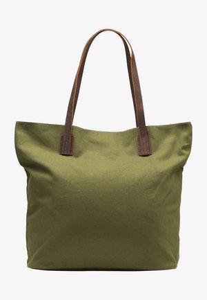 DREIMASTER SHOPPER - Bolso shopping - oliv braun