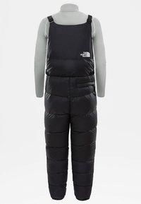 The North Face - M NUPTSE BIB - Pantalones - tnf black - 4