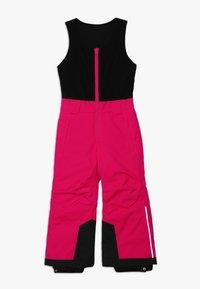Reima - ORYON - Snow pants - raspberry pink - 0