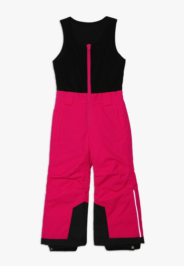 ORYON - Spodnie narciarskie - raspberry pink