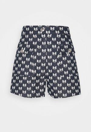 IONALA - Spodnie materiałowe - marine