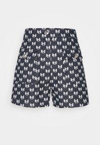 maje - IONALA - Trousers - marine - 6