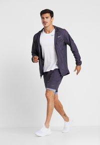 Nike Performance - DRY MILER TANK - Camiseta de deporte - white/vast grey/reflective silver - 1
