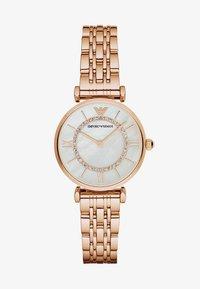 Emporio Armani - Horloge - rosègold-coloured - 1