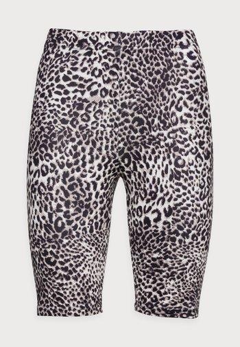 ANNI - Shorts - classic sand/black