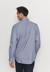GANT - STRUCTURE REGULAR FIT - Košile - crisp blue - 2