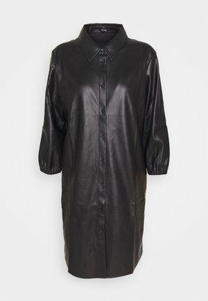 WELOSA - Košilové šaty - black