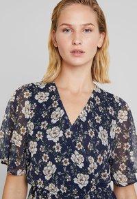 Mavi - PRINTED LONG DRESS - Maxi dress - navy blazer - 3