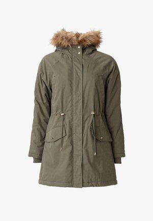 KELLYANNE - Down coat - ltgreen