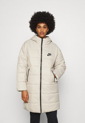 CORE - Winter coat - stone/white