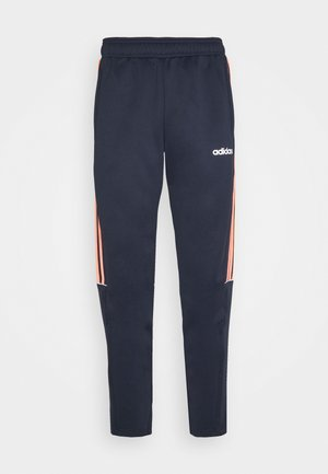 SERENO AEROREADY TRAINING SPORTS SLIM PANTS - Tracksuit bottoms - legink/apsior