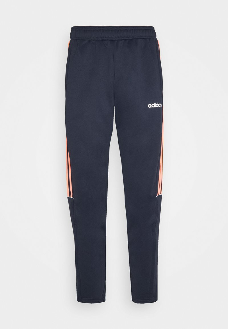 adidas Performance - SERENO AEROREADY TRAINING SPORTS SLIM PANTS - Tracksuit bottoms - legink/apsior