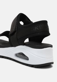 Skechers Sport - UNO - Sandals - black/white - 7