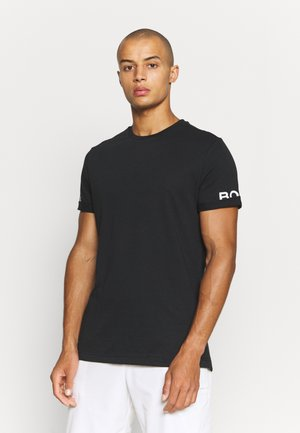 BREEZE - Print T-shirt - black beauty