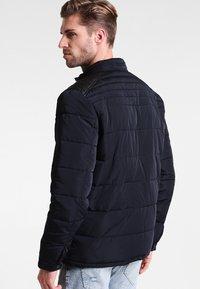 HARRINGTON - BIKER - Winter jacket - marine - 2