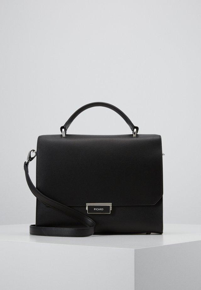 AMSTERDAM - Handbag - schwarz