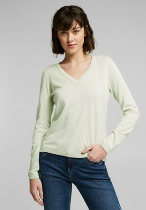 COO  - Jumper - pastel green