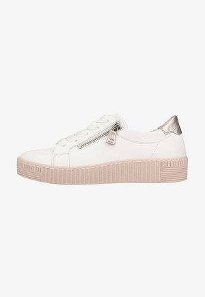 Sneakers laag - weiss/puder(a rosa)