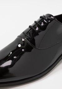 Zign - Smart lace-ups - black - 5