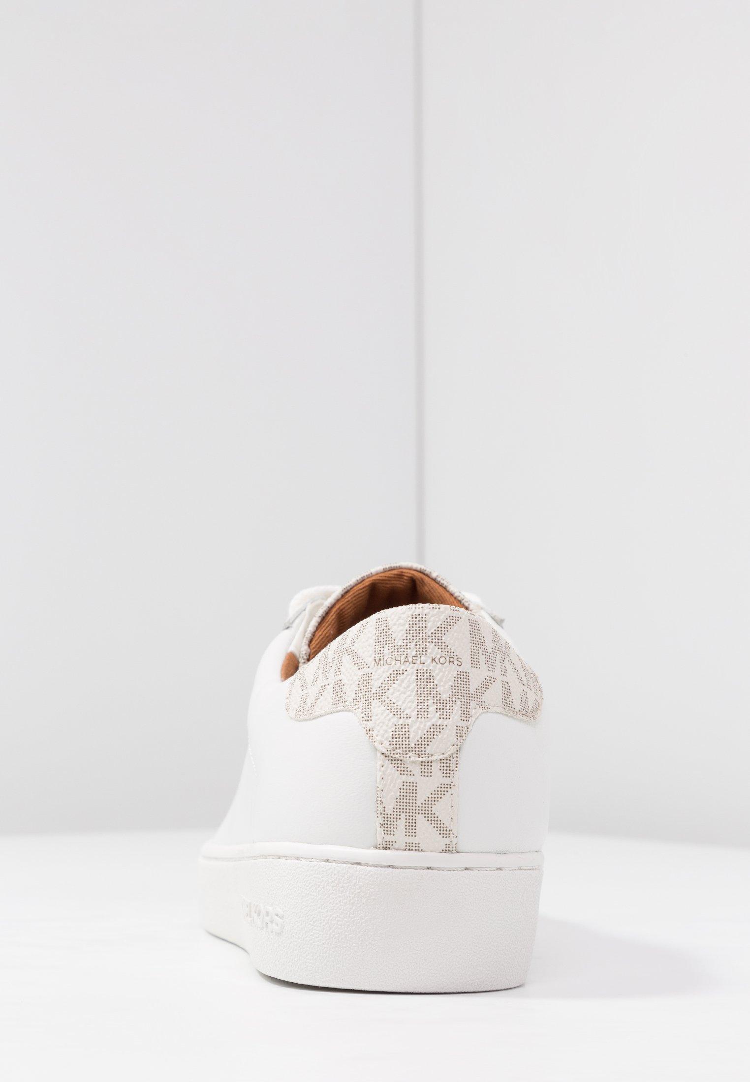 MICHAEL Michael Kors IRVING - Joggesko - optic white/vanilla