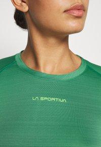 La Sportiva - DASH LONG SLEEVE - Sports shirt - grass green - 6