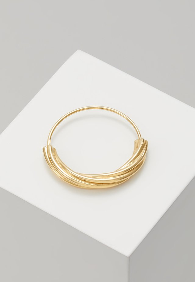 TOVE SMALL EARRING - Oorbellen - gold-coloured