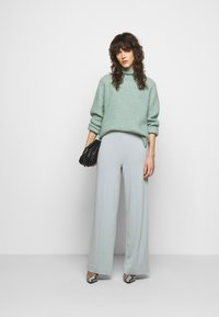 By Malene Birger - MIELA - Trousers - silver - 1