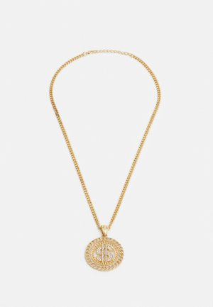 DOLLAR NECKLACE - Necklace - gold-coloured
