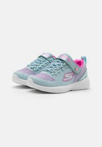 Skechers - BOBS SQUAD - Sneakers laag - mint/pink - 1