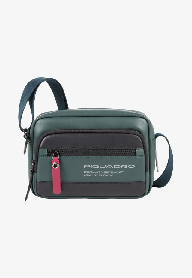 CROSSOVER BAG - Borsa a tracolla - dark green