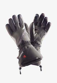 Zanier - BEHEIZTE FLUGSPORTHANDSCHUHE - Gloves - black - 0